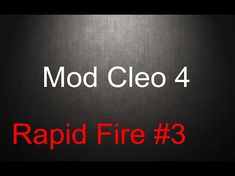 [CLEO] - Rapid Fire - [Parte 3]