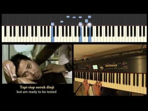 Dewi Dee Lestari - Malaikat Juga Tahu (Piano Cover)