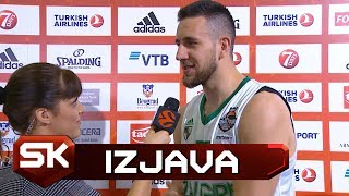 Vasa Micić: Biti Treći u Evropi Nije mala Stvar | SPORT KLUB Final Four