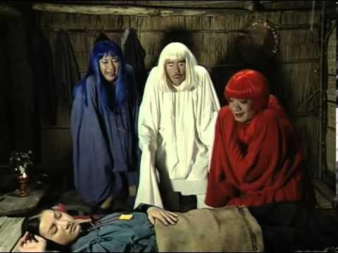 Truyện Cổ Tích Việt Nam — Người Học Trò Và 3 con Quỷ