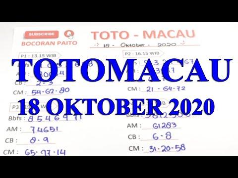 bocoran-angka-jp-#totomacau-18/10/2020- -bocoran-totomacau-jitu
