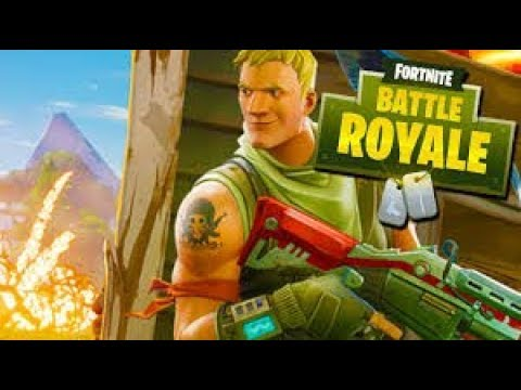 BeaattZz's Live Gameplay Fortnite Ep. 6 | Battle Royale SOLO VICTORY!!!