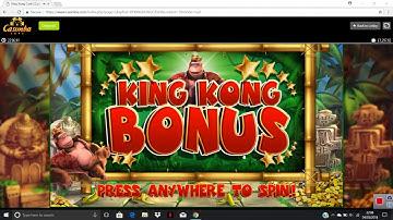 King Kong Cash - Nice run of Bonuses