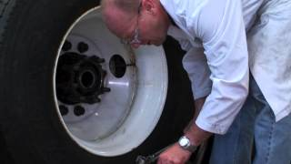 Part 7  Wheel Bearing Adjustment