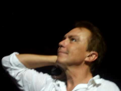 David Cassidy - Could It Be Forever - Manchester 15.11.08