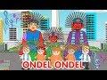 Lagu ONDEL ONDEL (lagu daerah Betawi) | Diva Bernyanyi | Lagu Daerah | Lagu Anak Channel Mp3