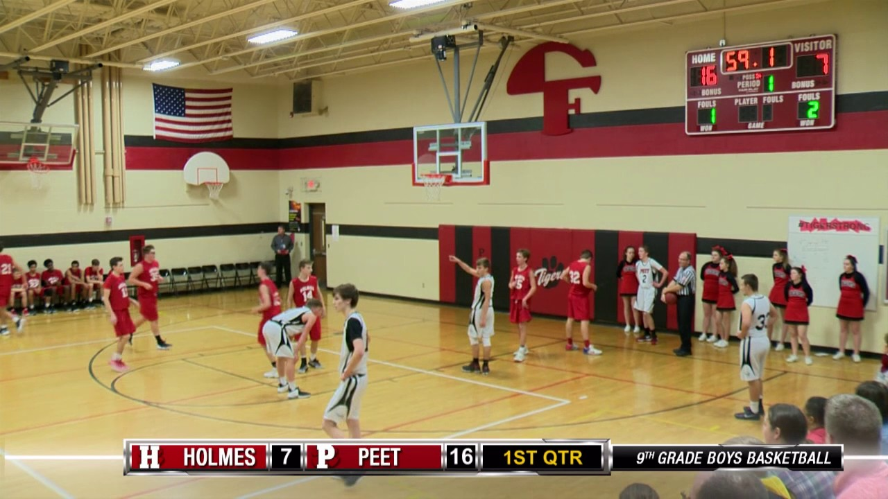 Cedar Falls 9th Grade Boys Basketball 2017