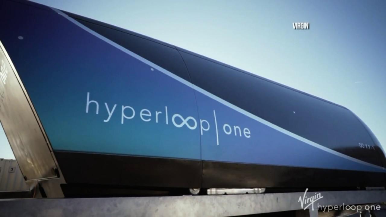 Texas wins Global Challenge for Hyperloop transit