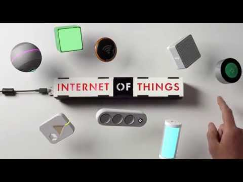 INTRODUCING: The littleBits cloudBit