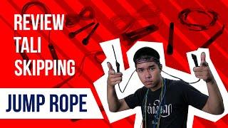 REVIEW SKIPPING ROPE | Memilih tali skipping / Skipping rope (Kettler, Reebok, Domyos) | PHS
