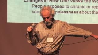 David Manfield - Floatation Therapy and PTSD - Float Conference 2012