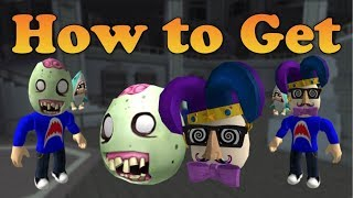 How to get the Yolker and Eggfection Eggs | Roblox Egg Hunt 2018