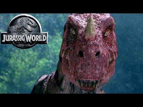 Ceratosaurus InGen - Not Carno - Isla Sorna Ceratosaurus