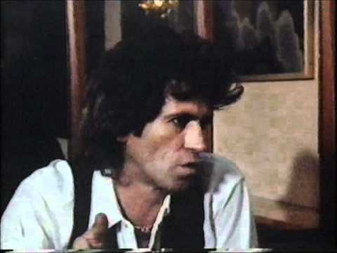 keith richards talking about song writing.wmv