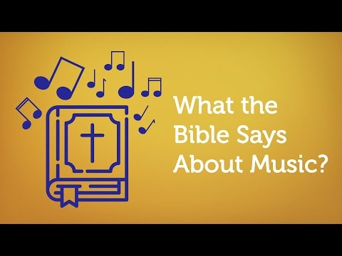 Have You Ever Wondered What the Bible Says About Music?