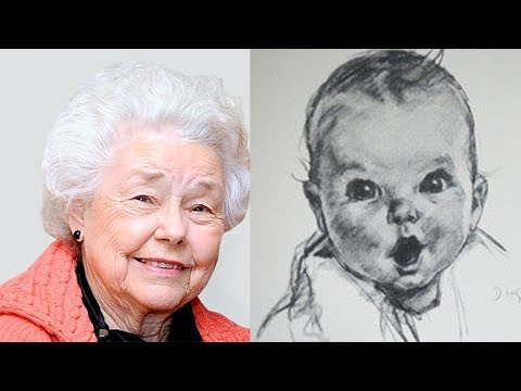 Jim E. Chonga - The Original Gerber Baby Celebrates Her 93rd Birthday!