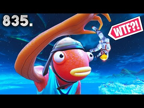 Fortnite Funny WTF Fails and Daily Best Moments Ep.835