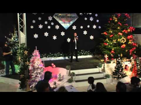 Musikshow zur Weihnachtszeit 2011 mit Joannis Raymond