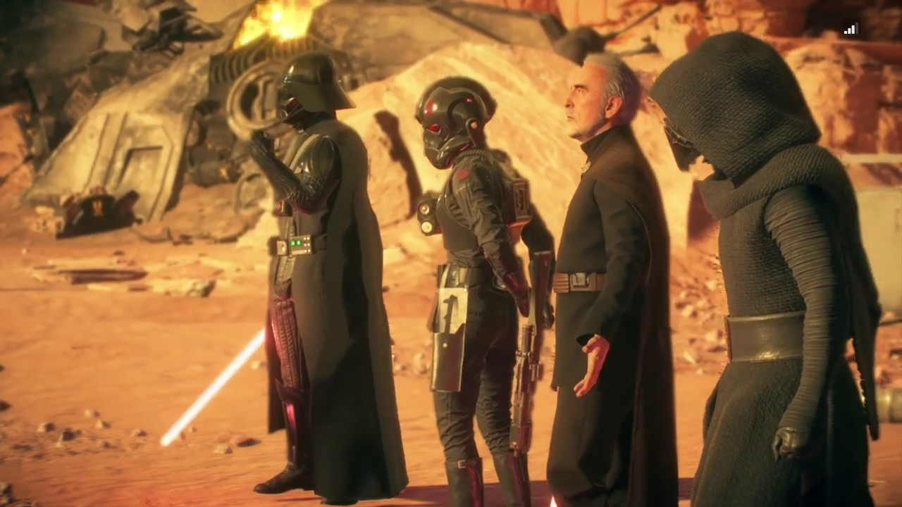 Star Wars Battlefront 2 - Heroes Vs Villians Gameplay (No Commentary)
