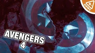 Did Kevin Feige Confirm Our Avengers 4 Theory? (Nerdist News w/ Jessica Chobot)