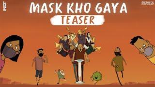 Mask Kho Gaya (Teaser) | Vishal Bhardwaj ft. Vishal Dadlani