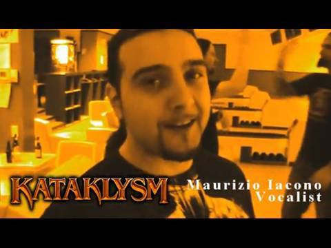 KATAKLYSM - Tour Diary Web Episode 1 (OFFICIAL INTERVIEW)