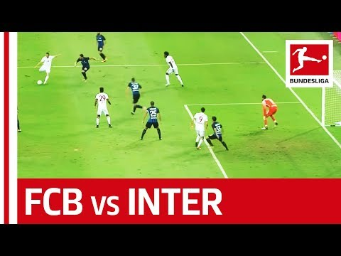 Bayern Sign-Off from Asian Tour - FC Bayern München vs. Inter