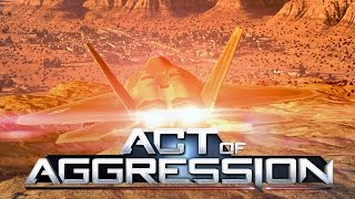 What is... Act of Aggression (RTS With Gameplay Similar to the Classic C&C titles)