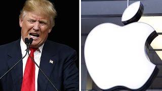Fox & Friends: Stuart Varney Throws a Fit Because Apple Won