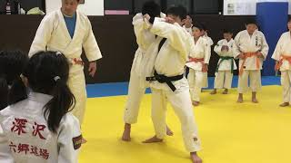 #JUDO#JAPAN#NAGOYA#ROKUGOU#背負投