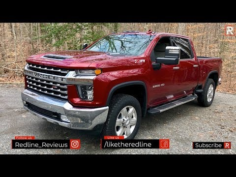 The 2020 Chevrolet Silverado HD Wants To Be The Biggest, Baddest, Truck on the Block