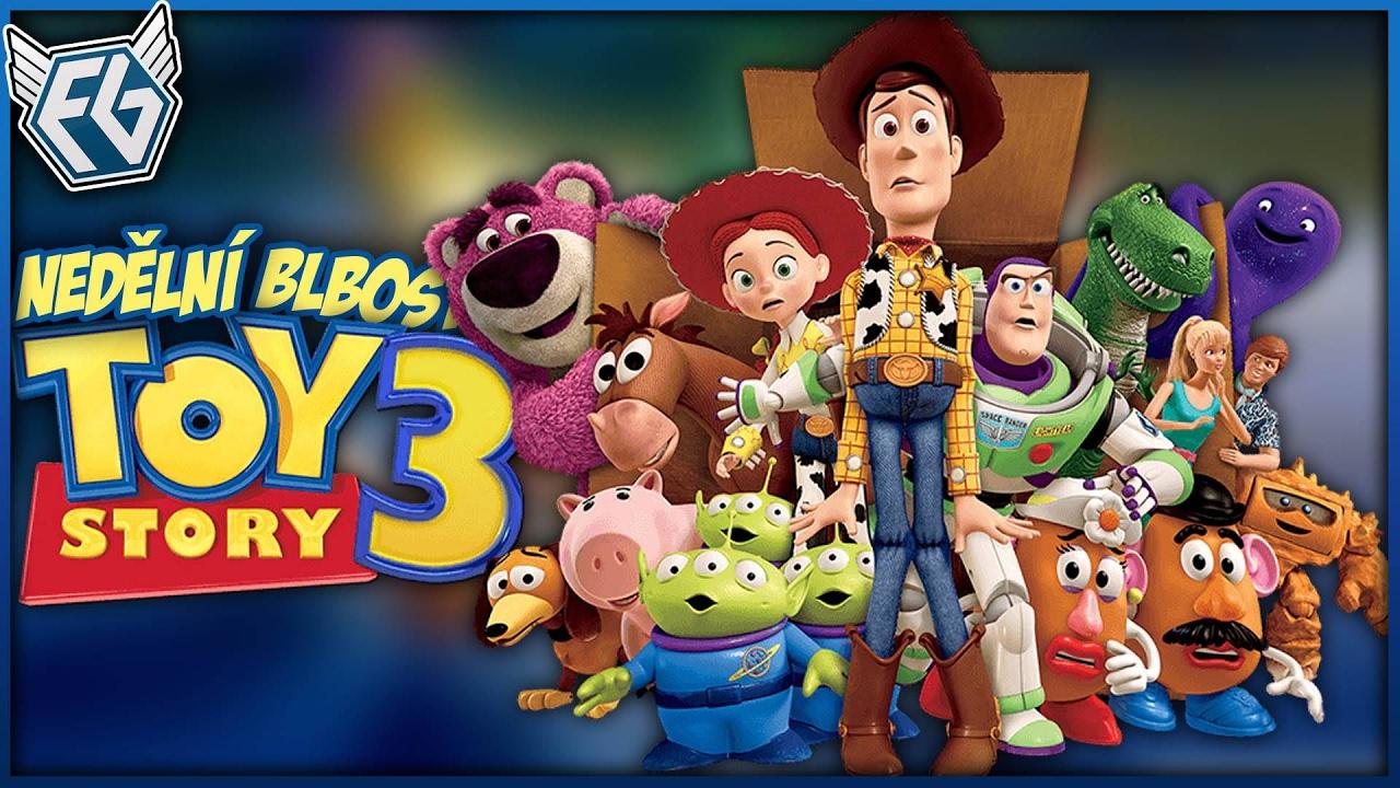 Witch Toy Story 3 Games : Nedělní blbosti toy story the video game zlatokop a