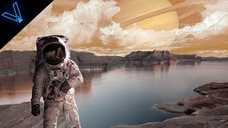 What Would It Be Like To Stand On Saturn's Moon Titan?