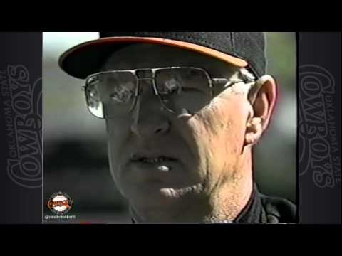Oklahoma State Baseball - The Gary Ward Era