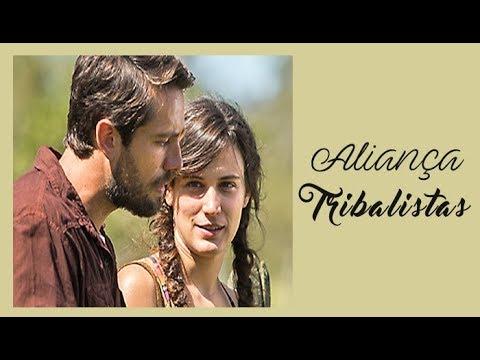 Tribalistas - Aliança - O Outro Lado Do Paraíso Legendado