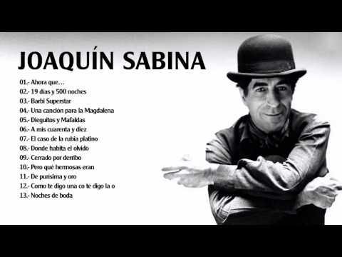Joaquin Sabina sus mejores Exitos | Grandes exitos completo 2015
