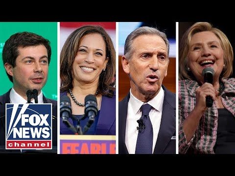 2020 Democratic presidential primary gets crowded