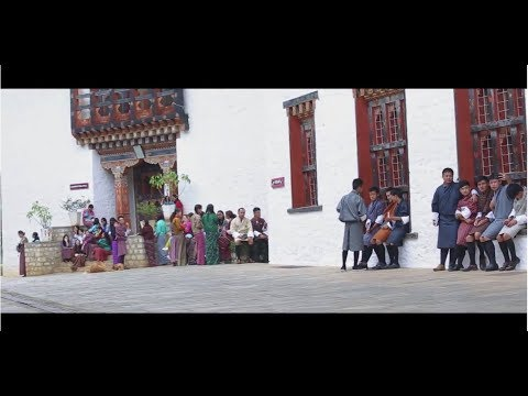 BHUTAN - DOCUMENTARY (Right Livelihood summer school 2016)