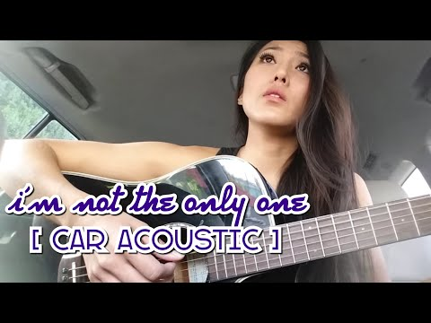 Sam Smith - I'm Not the Only One (Acoustic) by Olivia Thai // MUSIC