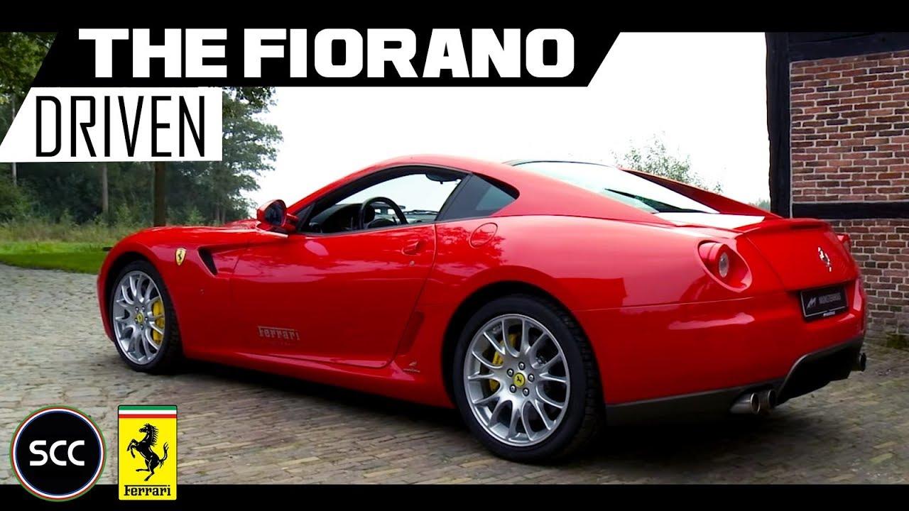 FERRARI 599 GTB FIORANO 2007 - Full test drive in top gear - V12 ...