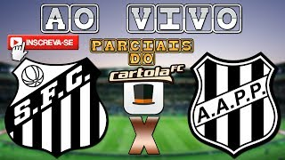 Video Gol Pertandingan Santos FC vs Ponte Preta