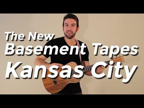 The New Basement Tapes - Kansas City (Guitar Lesson/Tutorial)