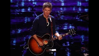 Noel Gallagher -  Dont Look Back in Anger  - Live @The Best FIFA Football Awards