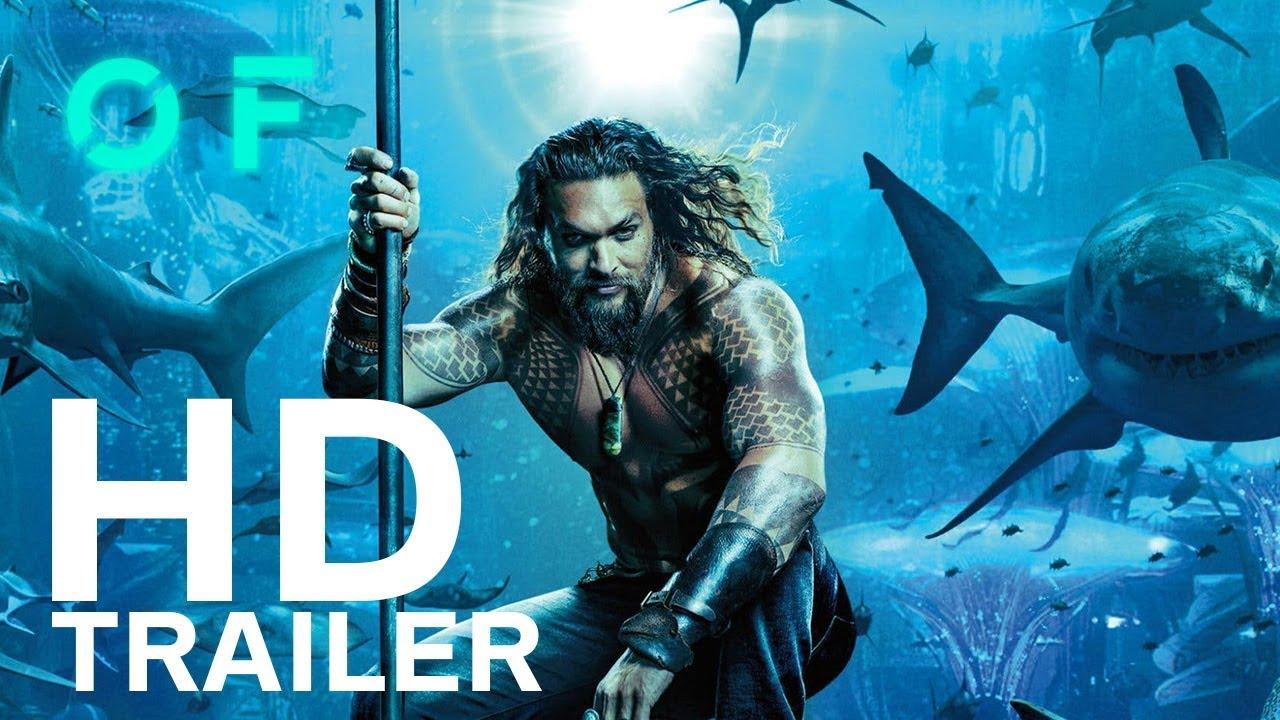 Aquaman Tráiler Español De La Película De Dc Dirigida Por James Wan Youtube
