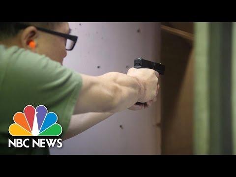 Inside Manhattan's Lone Gun Range, The Westside Rifle And Pistol Range | NBC News