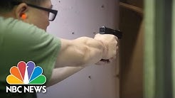 Inside Manhattan's Lone Gun Range, The Westside Rifle And Pistol Range | NBC News