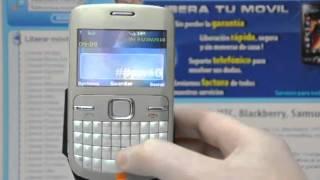 Liberar Celular Nokia C3 (VENEZUELA) WWW.bit.ly/qAwO7y
