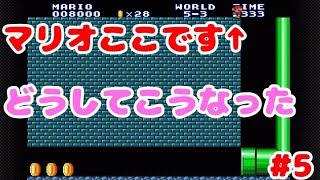 【マリオ2実況】35周年のマリオはチートが使える #5