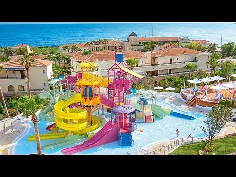New amazing Aqua Park at Club Marine Palace Hotel