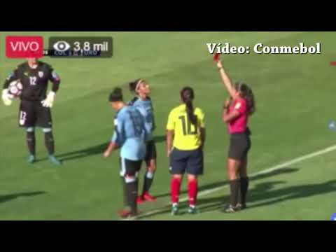 Goles Copa América Femenina 2018: Colombia 7-0 Uruguay